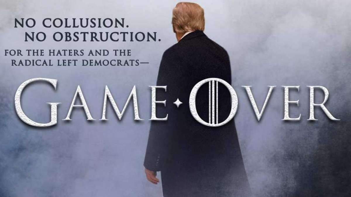 HBO alerts Donald Trump for not using 'Game of Thrones' inspired memes