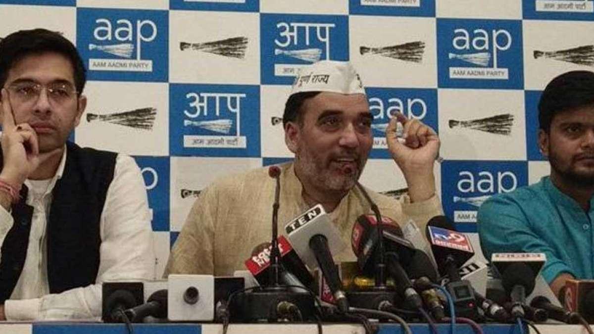 'Last chance for Congress': Aam Aadmi Party postpones Delhi Lok Sabha nominations