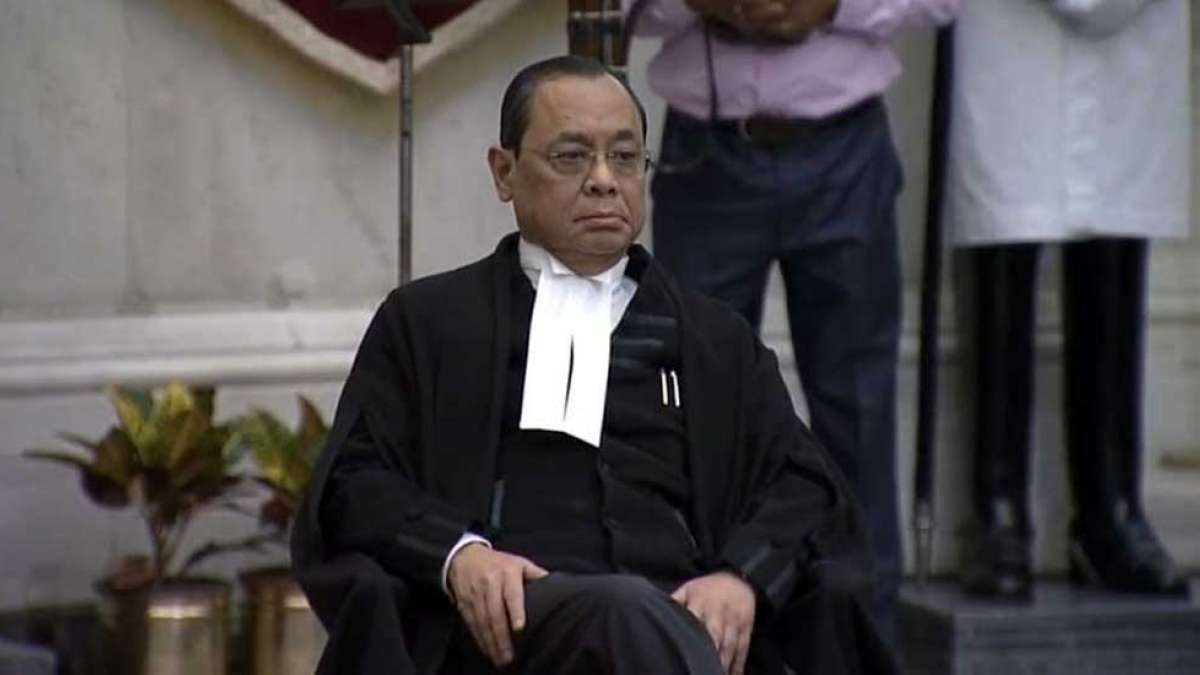 Chief Justice of India Ranjan Gogoi