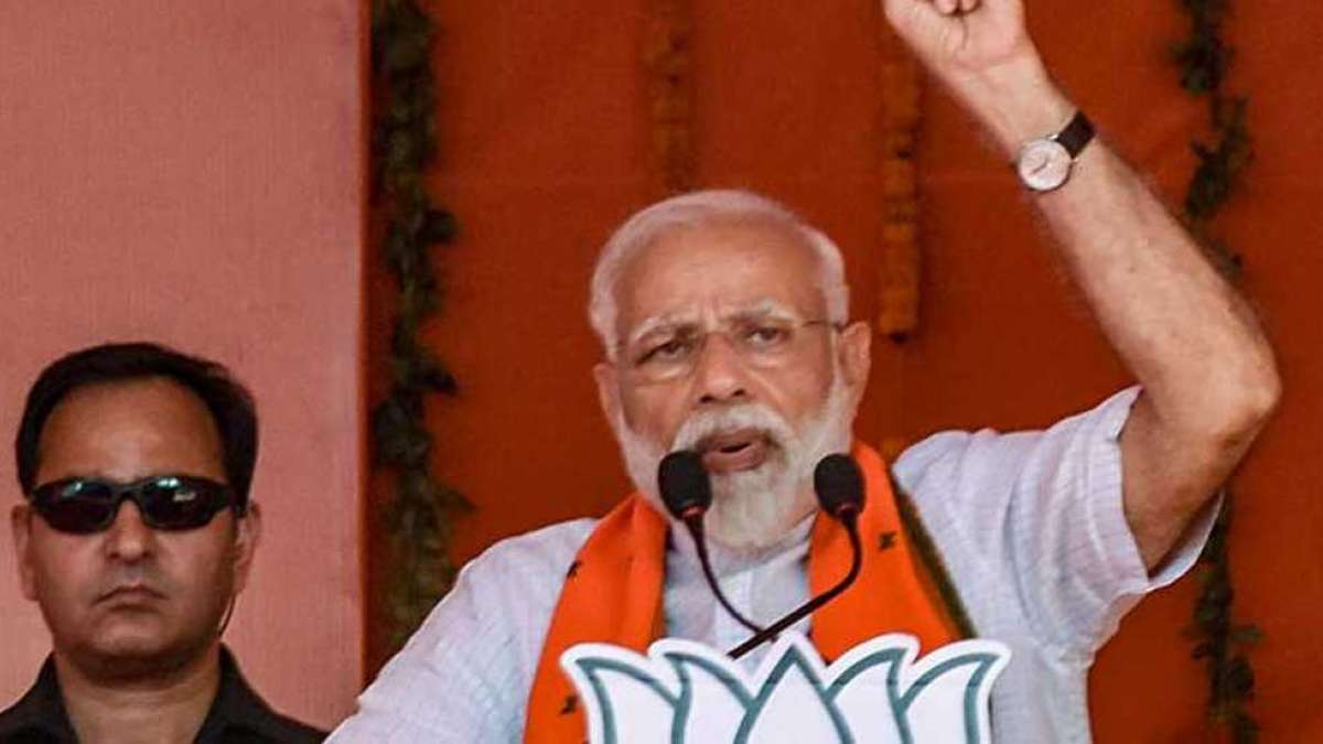 BSP-SP 'fake friendship' will end on May 23: PM Narendra Modi