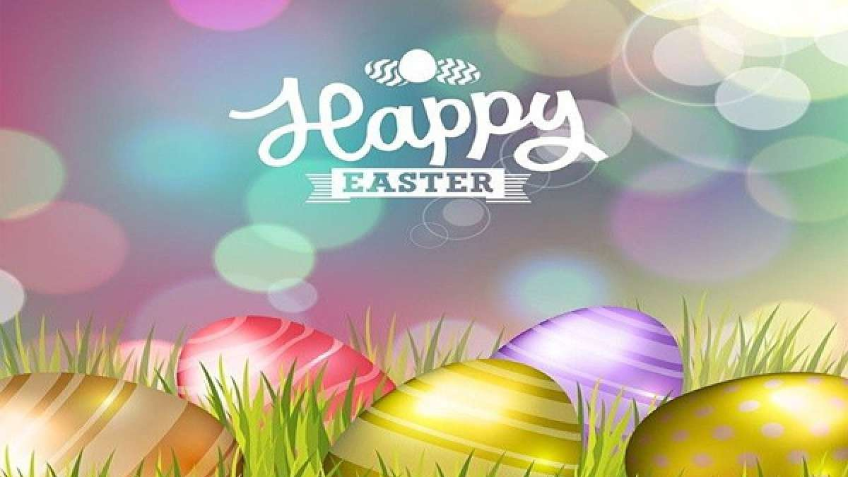 Happy Easter Sunday Wishes In English Happy Easter 2019 Wishes
