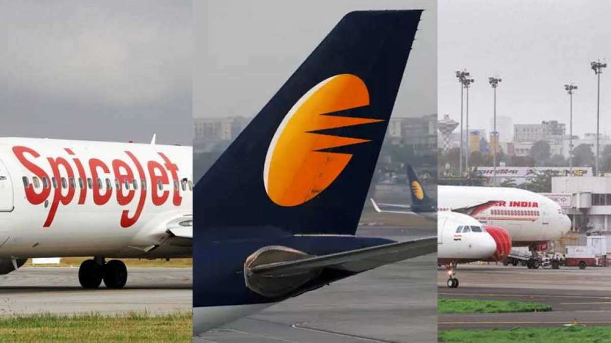 SpiceJet, Air India to fly Jet Airways plane on domestic routes