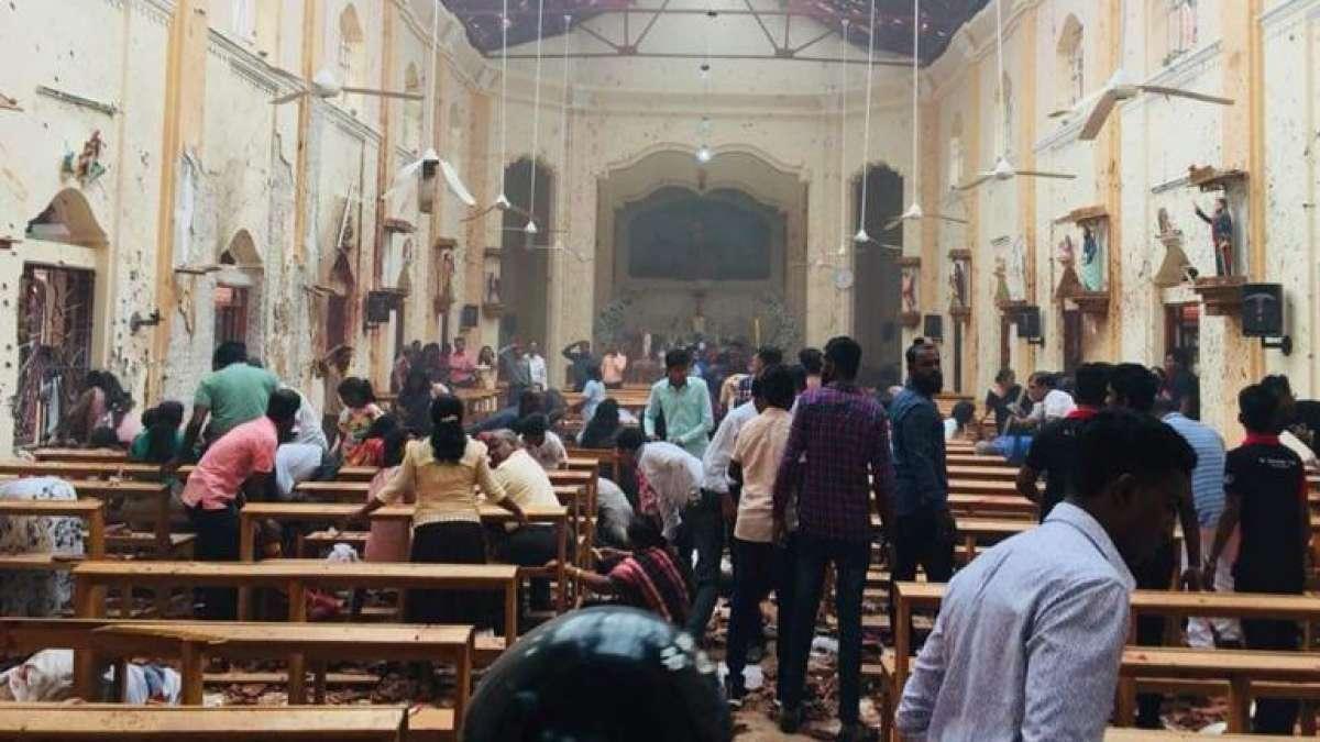 Sri Lanka Blast: 24 Killed, 280 Injured In Multiple Blasts In Sri Lanka Churches, Hotels