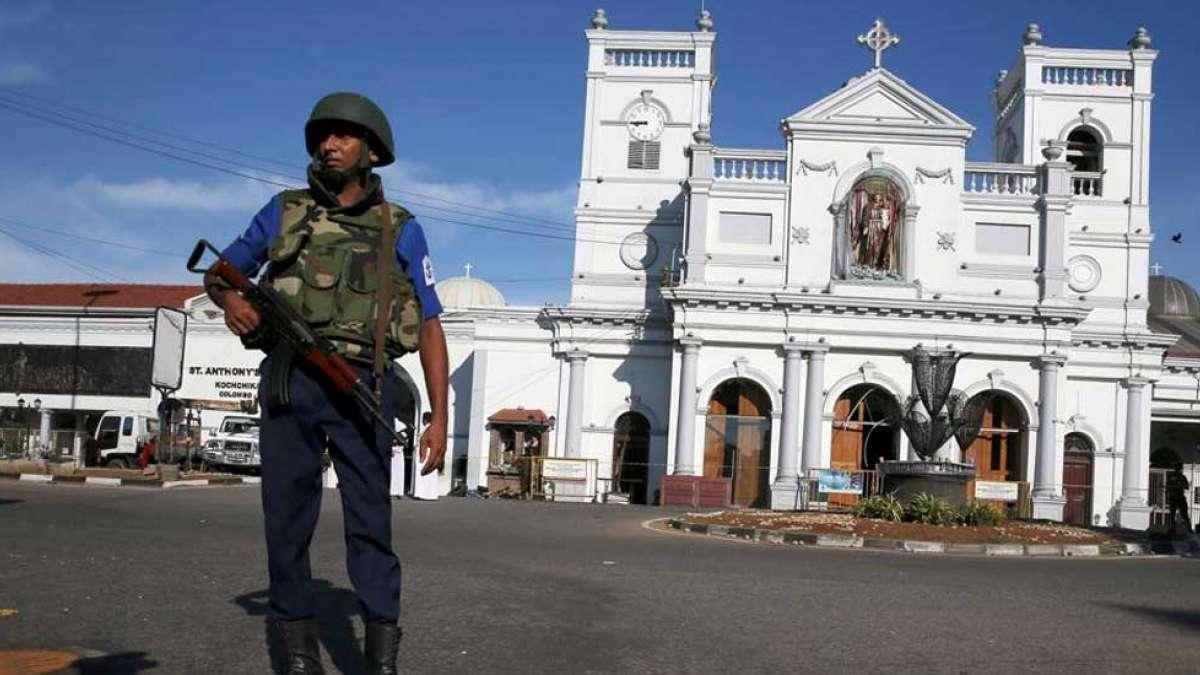 Six Indians among 290 dead in Sri Lanka blasts: Sushma Swaraj