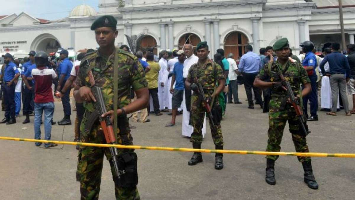 Sri Lanka Blasts: 3 Indians among 27 foreigners killed in terrorist attack