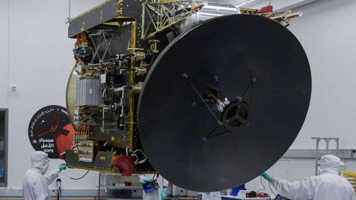 85% of the Hope Probe project for Mars complete: Scientists