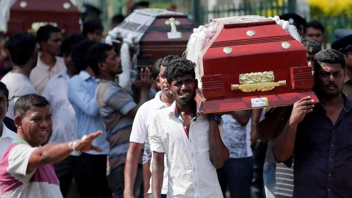 Sri Lanka Blasts: ISIS claims responsibility for the attack that killed 321