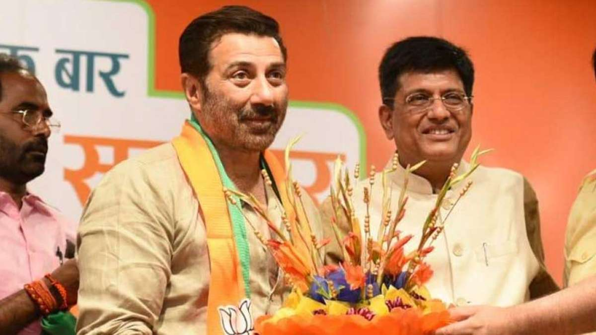 Actor Sunny Deol joins Bharatiya Janata Party, says following father's footsteps