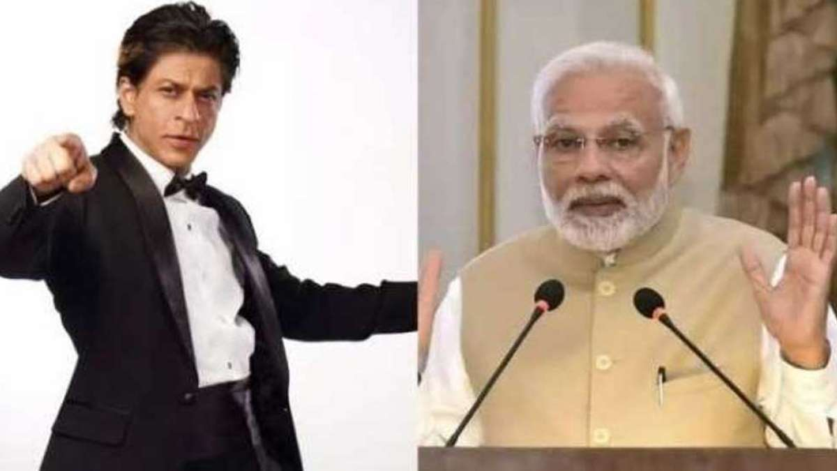 Shah Rukh Khan raps to bring voters to polling booth, PM Modi appreciates the effort
