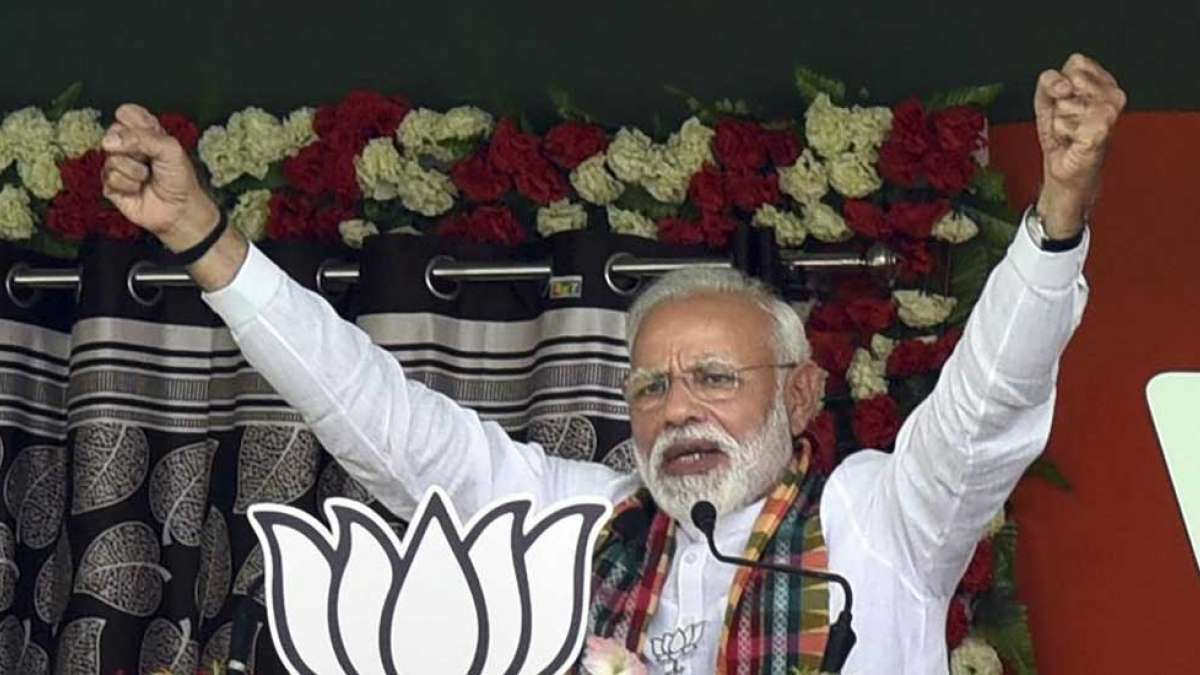 Lok Sabha Election 2019: PM Narendra Modi's assets grew by half in five years