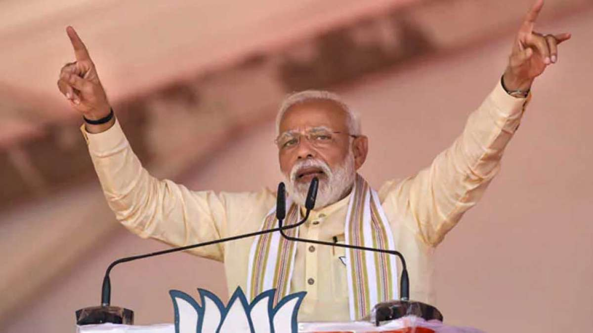 They are 'opportunists' who steal your money: PM Modi on UP grand alliance