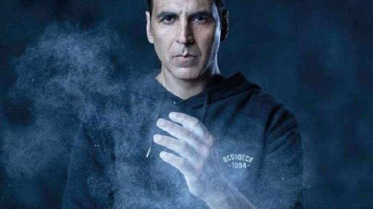 Khiladi Akshay Kumar begins shooting for Tamil film Kanchana's Hindi remake