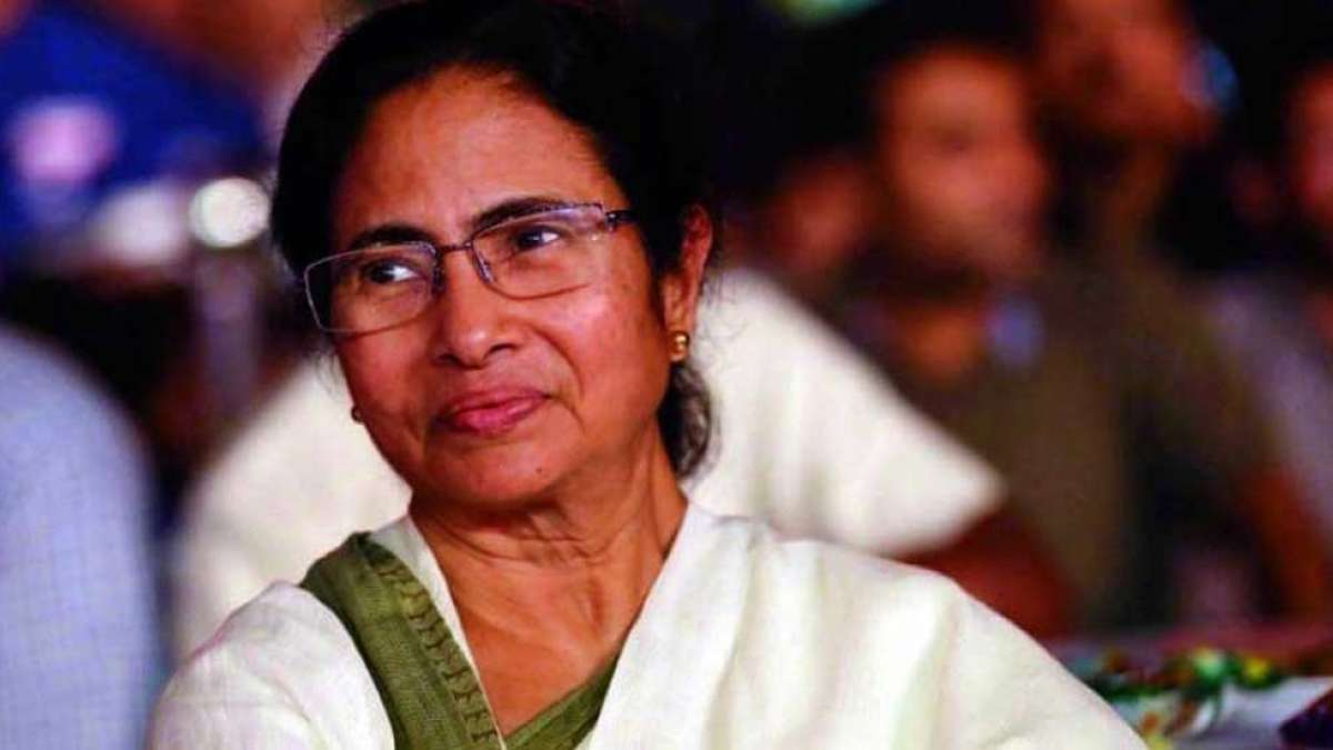 Mamata Banerjee during a function (File Photo)