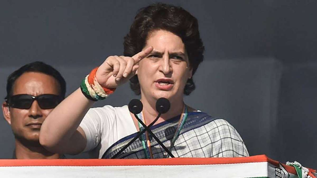 With a responsibility on 41 seats, cannot focus on just 1: Priyanka Gandhi