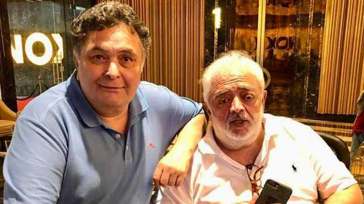 Rishi Kapoor is cancer free, reveals Rahul Rawail