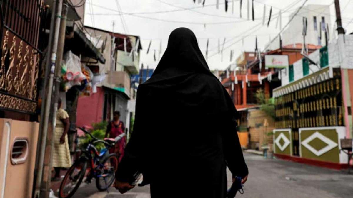 Shiv Sena demands burqa ban in India, taking note from Sri Lanka