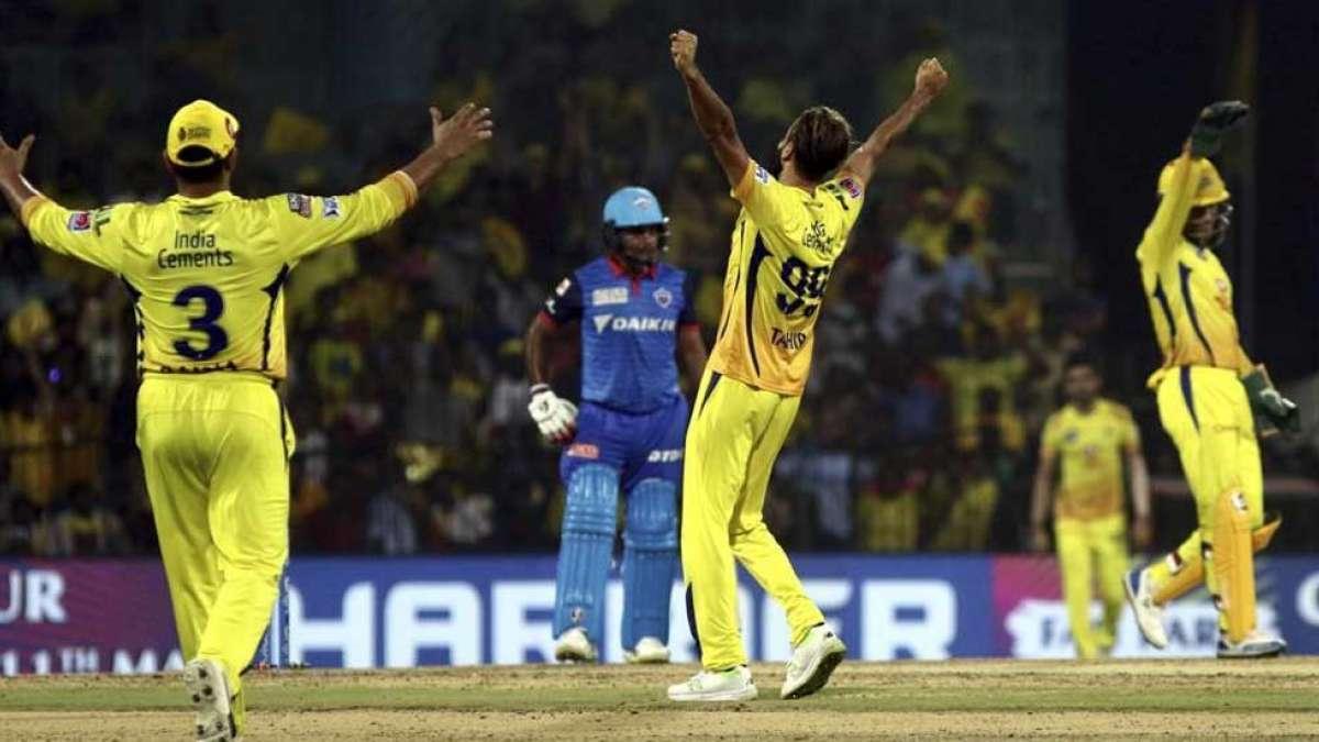 IPL 2019: Chennai Super Kings regain top spot; beat Delhi Capitals by 80 runs