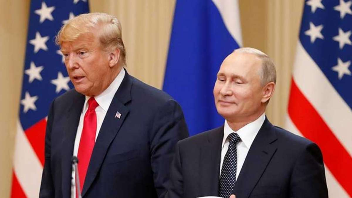 Donald Trump, Vladimir Putin discuss new nuclear pact, may include China