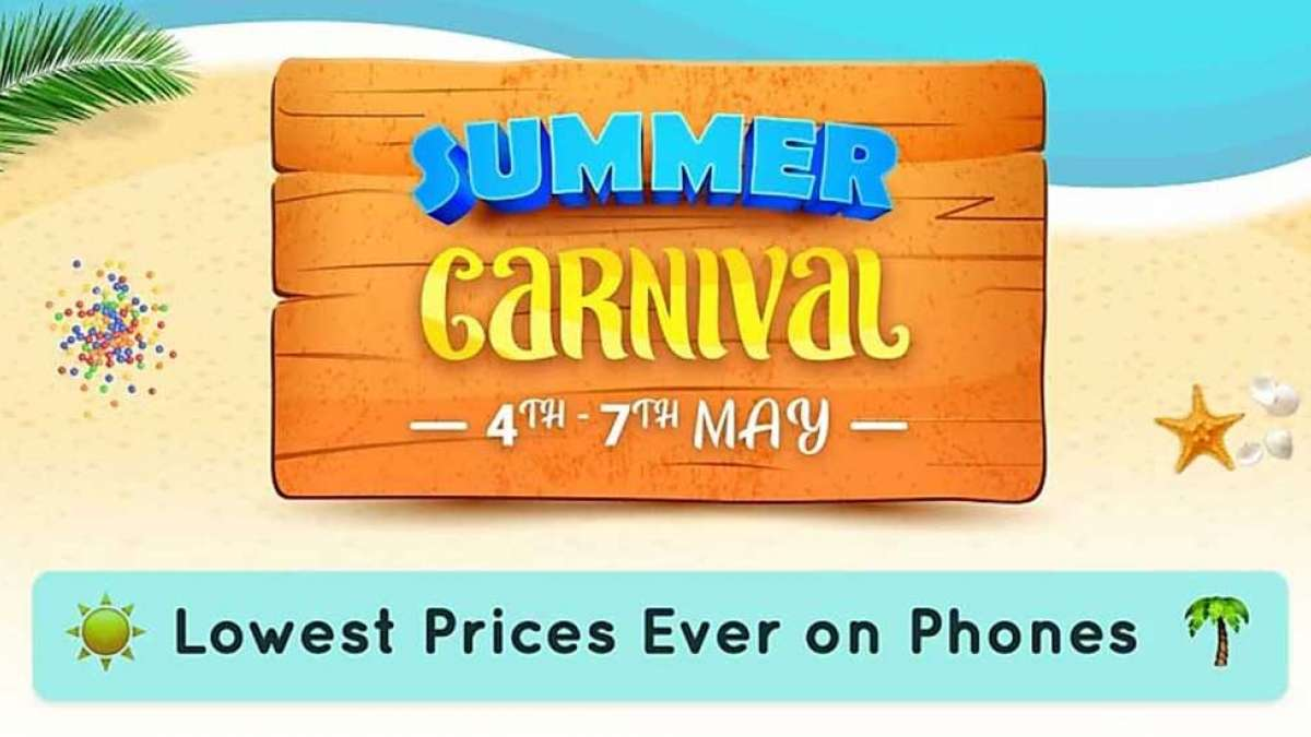 Flipkart Summer Sale begins with smashing deals from Day 1