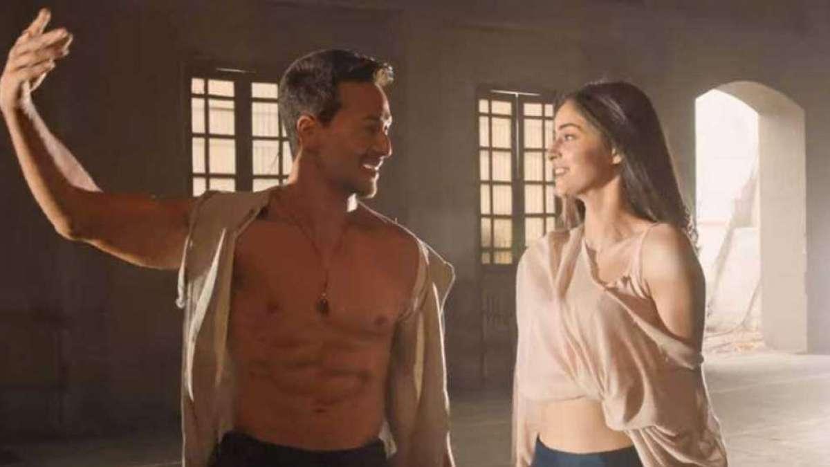 SOTY 2 Fakira song: Ananya Pandey, Tiger Shroff pump up love with chemistry