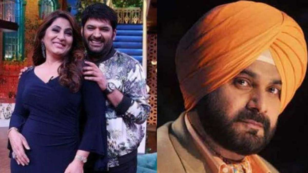 The Kapil Sharma Show: Navjot Singh Sidhu demands his seat back from Archana Puran Singh
