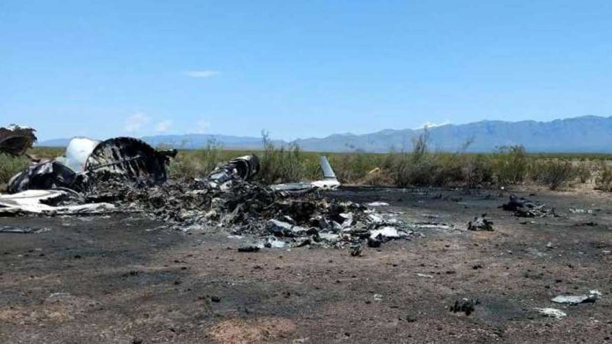 13 killed as missing private jet found crashed in Mexico