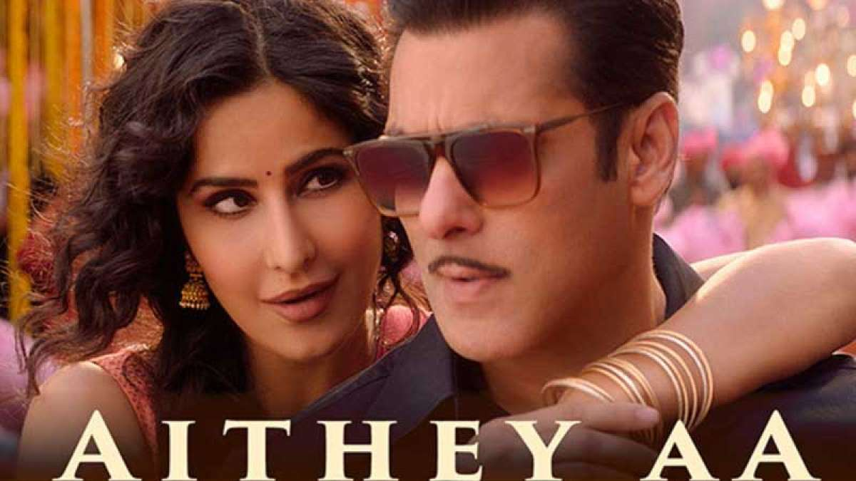 Bharat New Song 'Aithey Aa': Katrina tries to woo Salman Khan in sexy saree moves