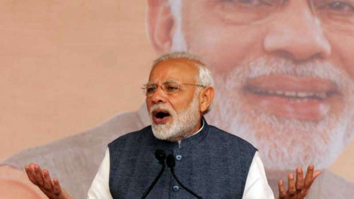 Did not find any evidence of surgical strikes during Congress era: PM Narendra Modi