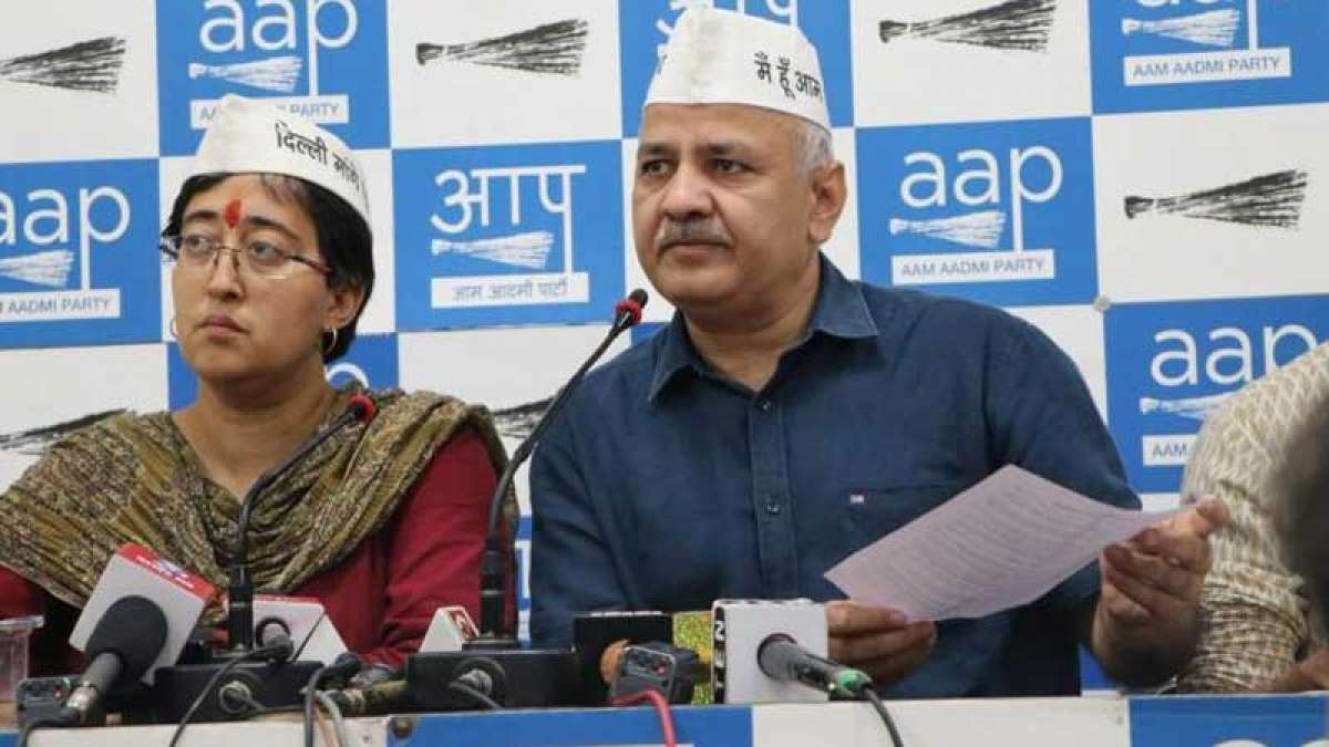 Atishi breaks down; AAP accuses Gautam Gambhir of spreading 'derogatory pamphlets'