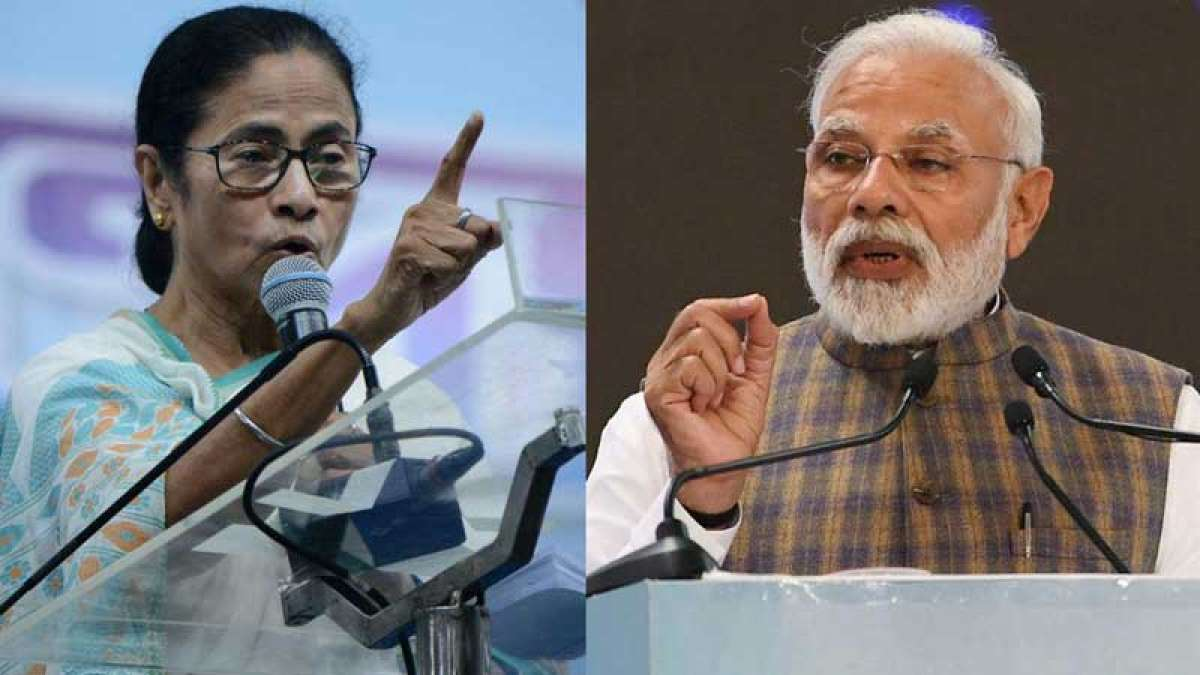 Your slap will be a blessing for me: PM Modi hits back at Mamata Banerjee