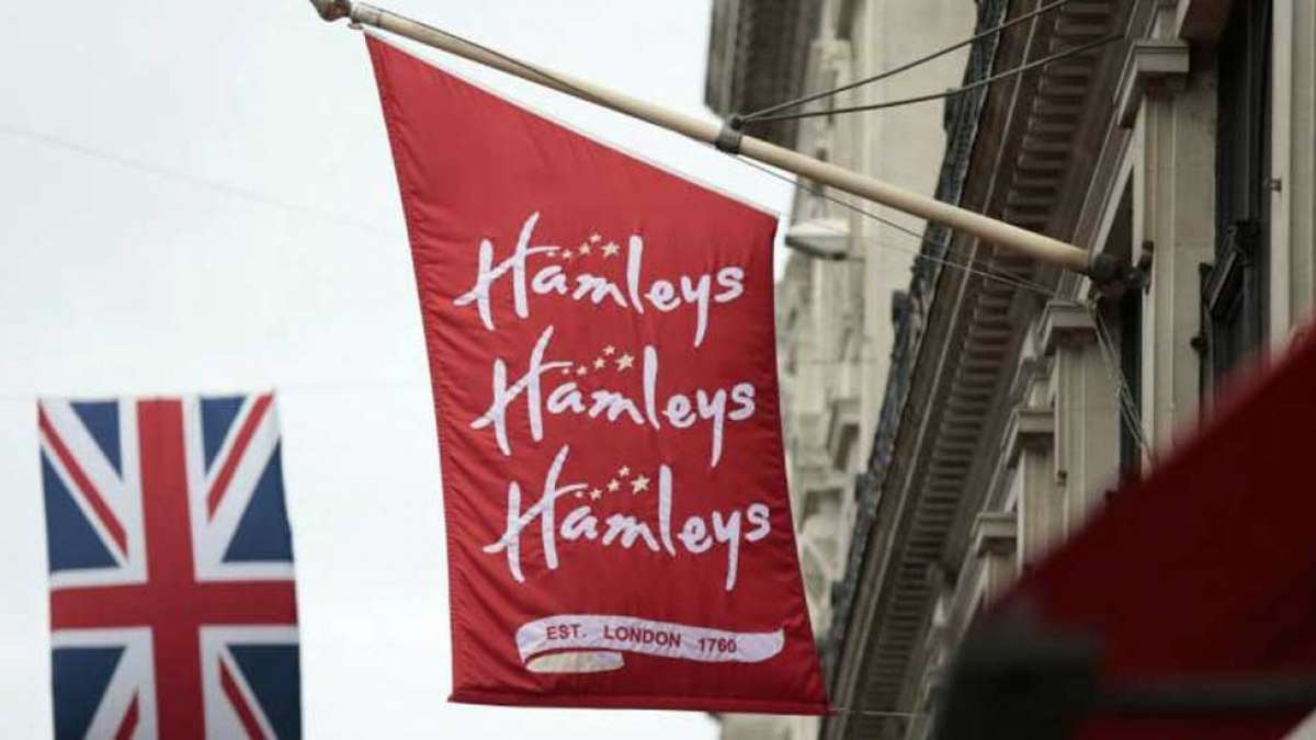 It's Official! Hamleys now a Reliance Industries property