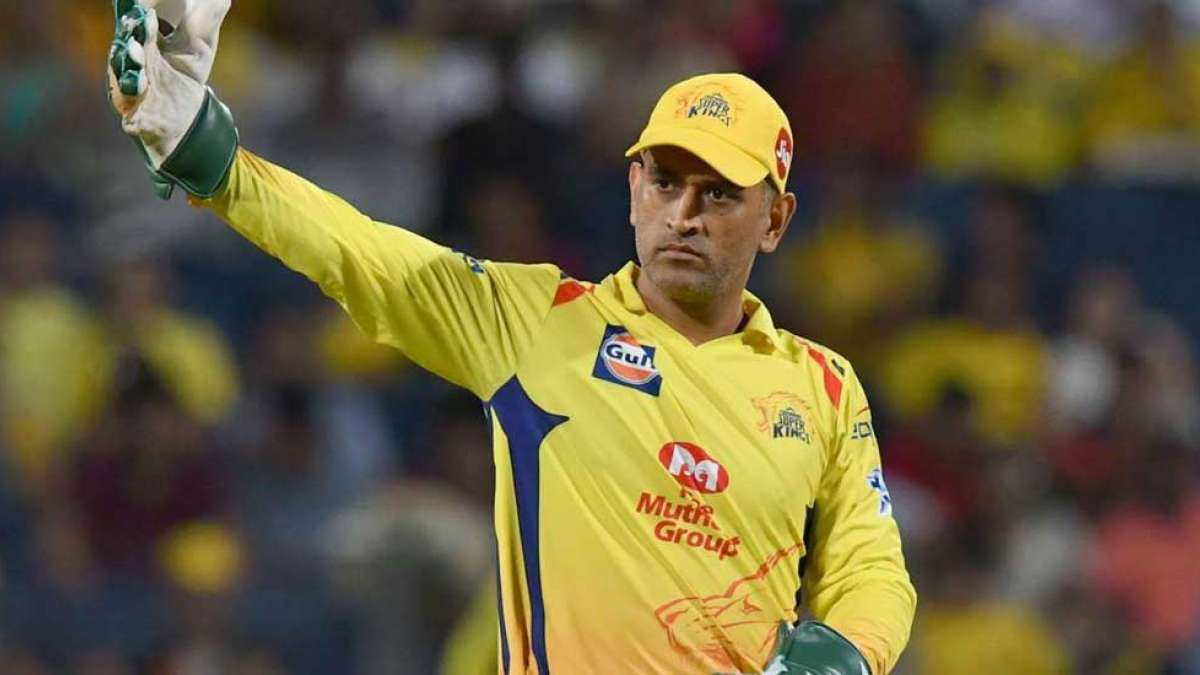 IPL 2019: Dhoni not with CSK openers