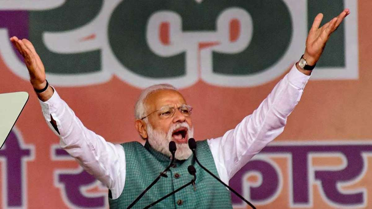 PM Narendra Modi mocked over radar and cloud comment on Balakot air strike