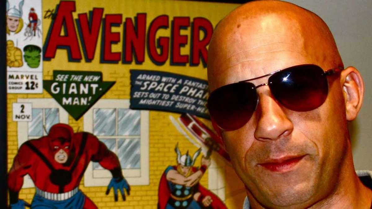 Vin Diesel writes a heartfelt message for Robert Downey Jr aka Iron Man