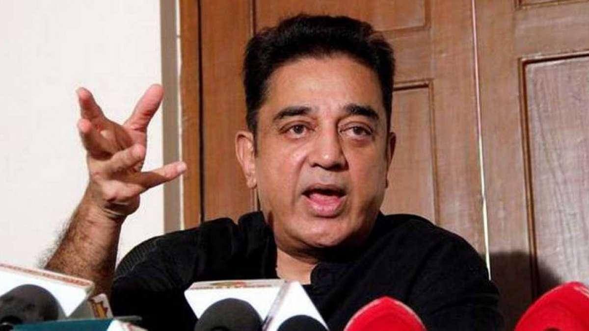 'Godse a Hindu Extremist': BJP moves EC, seeks 5-day ban on Kamal Haasan