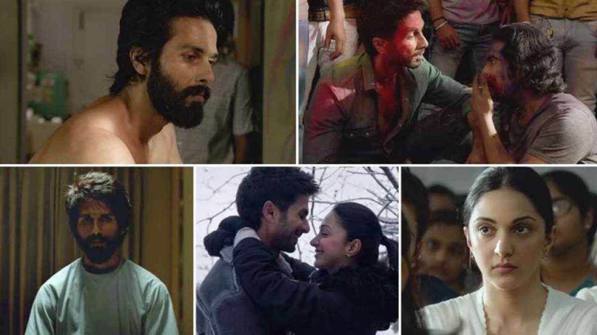 Kabir Singh Trailer: Shahid Kapoor nails the act