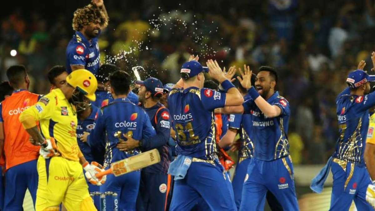 IPL 2019: Mumbai Indians claim fourth cup as CSK face 4th defeat