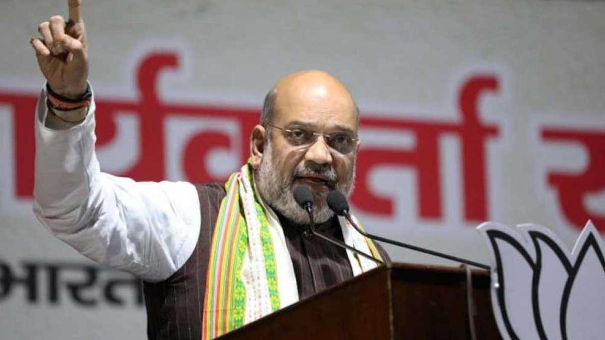 Jai Shri Ram: Amit Shah dares WB CM Mamata Banerjee to arrest him