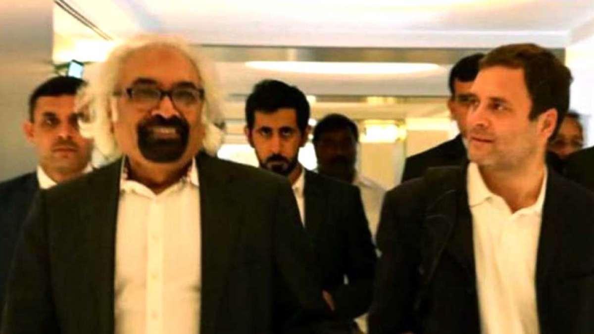 'You should be ashamed': Rahul Gandhi slams Sam Pitroda for 1984 riots remark