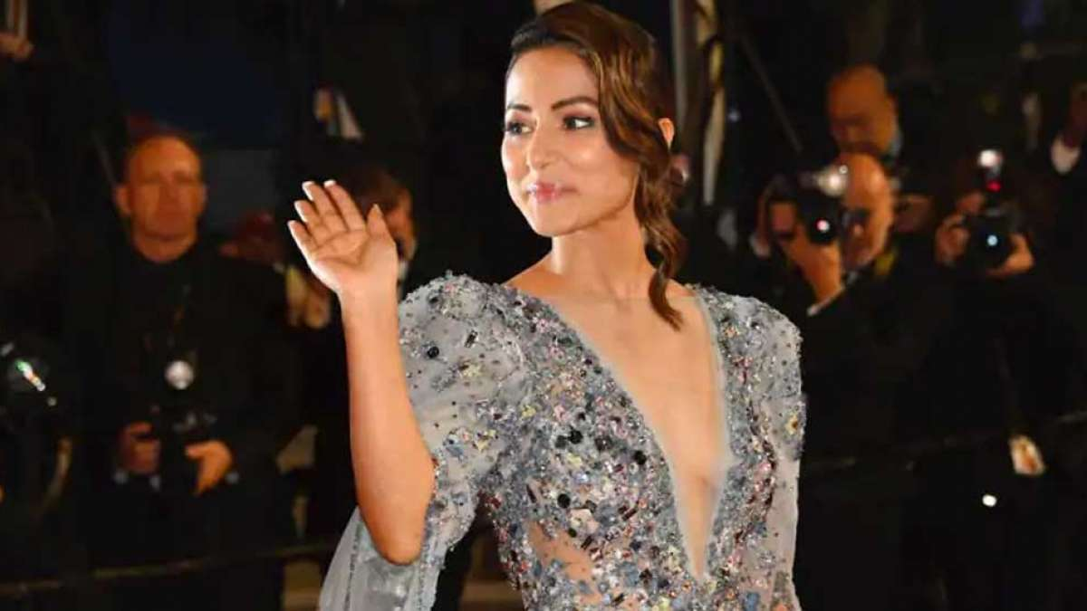 Cannes 2019: Hina Khan's red carpet debut is like a dream come true