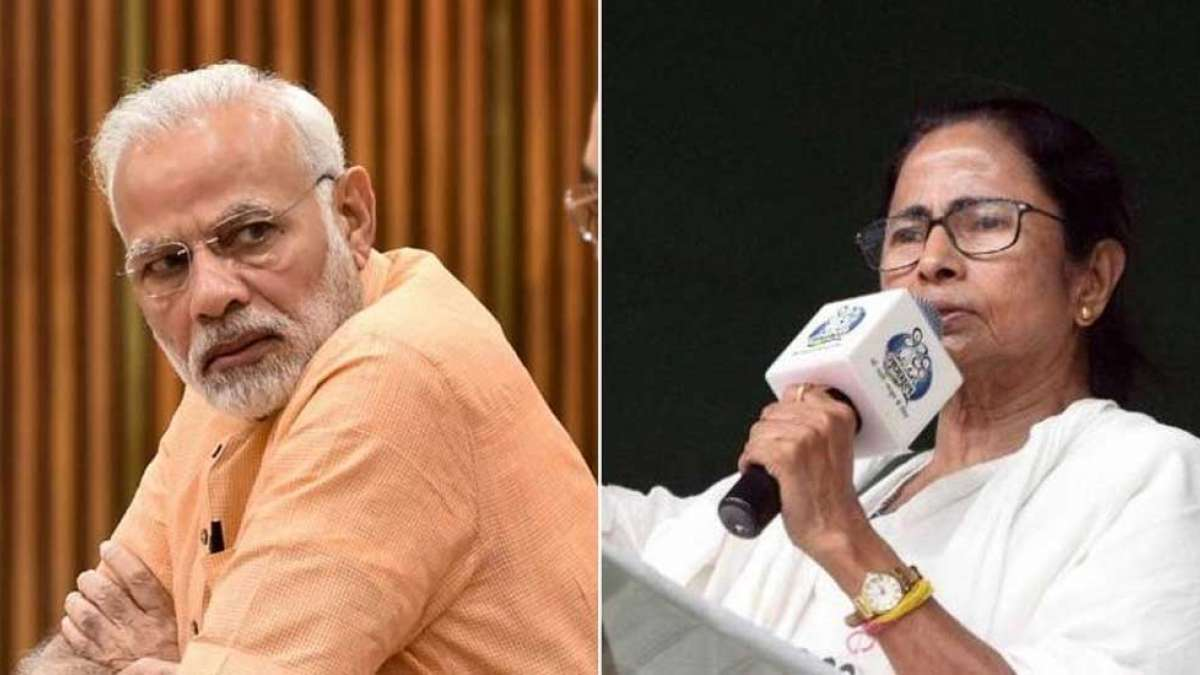Let's see if my chopper can land in Bengal: PM Modi jabs Mamata Banerjee