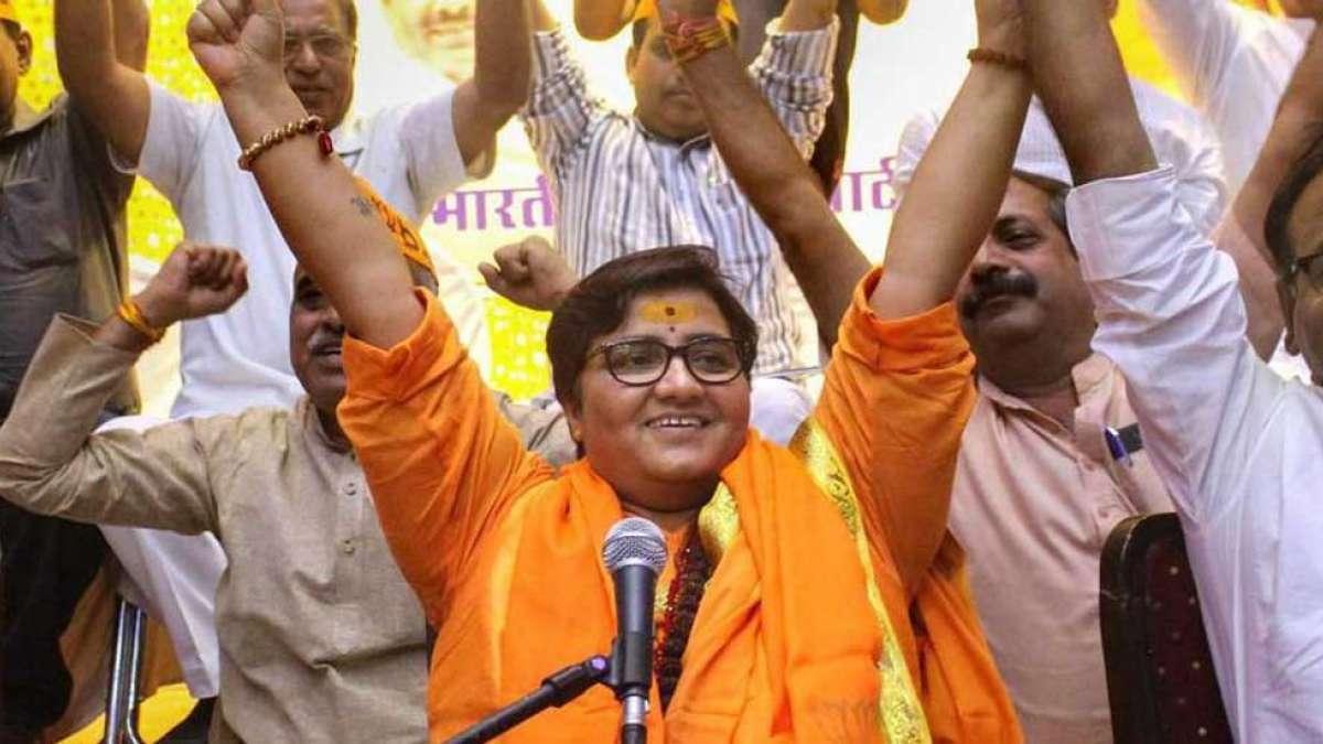 'Godse a patriot' remark: Pragya Thakur apologises to BJP after facing backlash