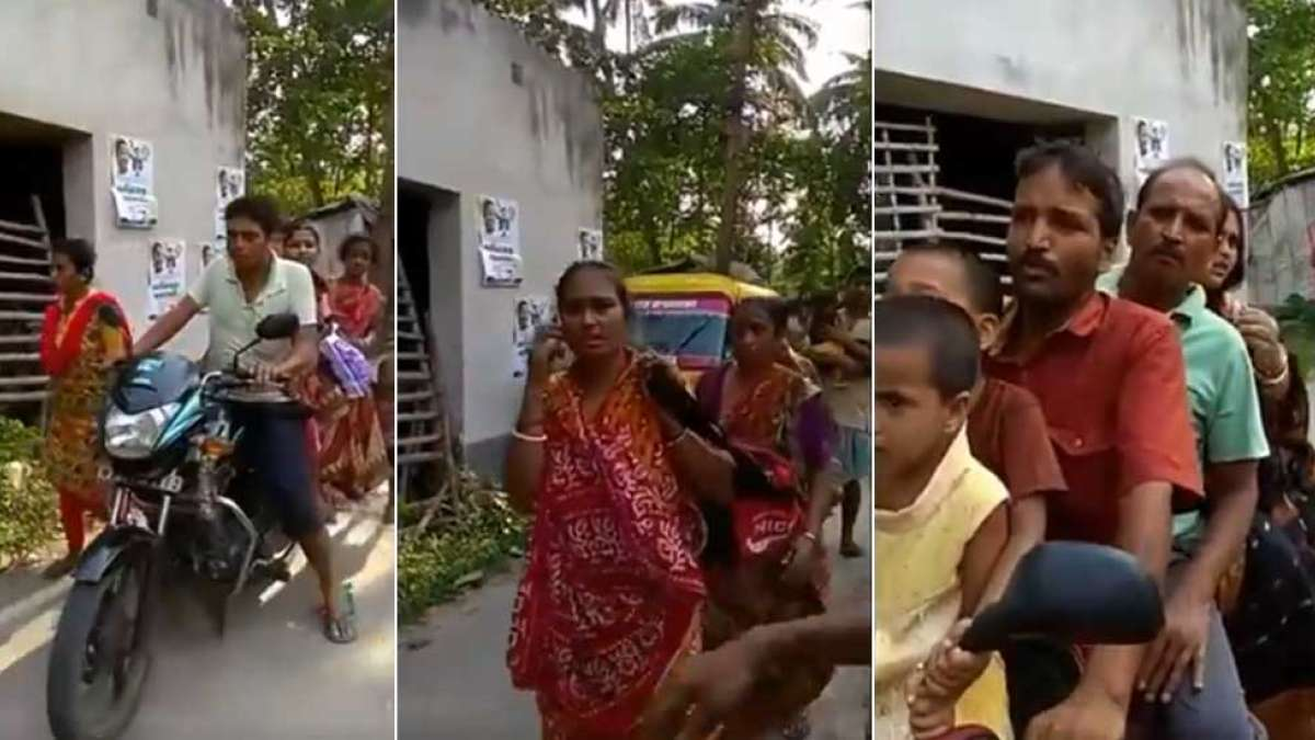 Viral video shows Hindus fleeing West Bengal amid death threat