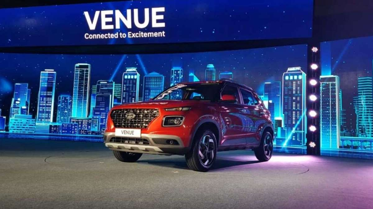 Hyundai Venue SUV launched for a price tag of Rs 6.50 lakh