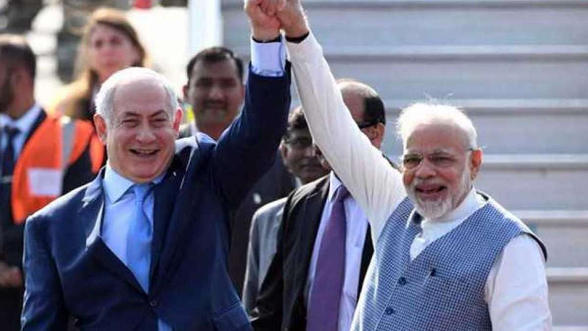 Lok Sabha Election 2019: Israel PM Benjamin Netanyahu congratulates PM Narendra Modi for landslide win