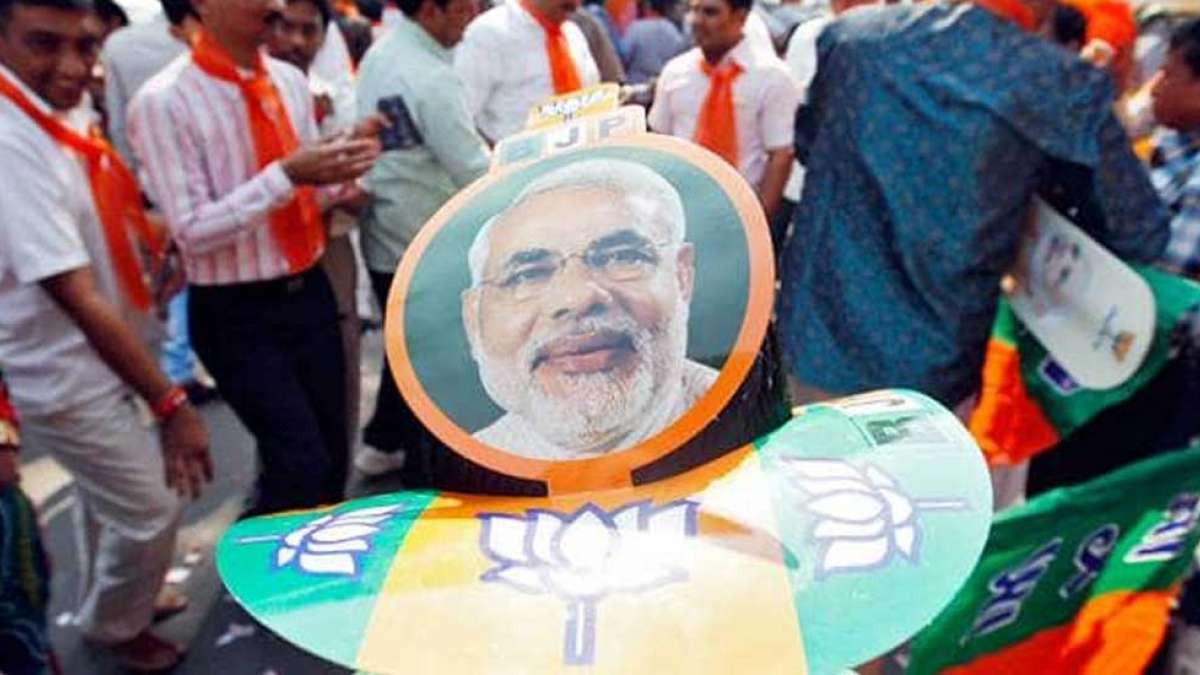 Lok Sabha Election 2019: Markets at record high as BJP leads