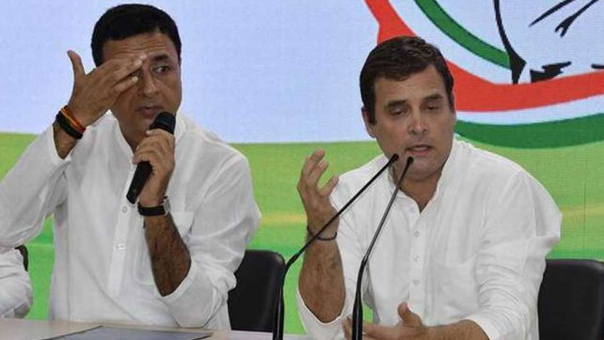 Rahul Gandhi has not offered resignation: Congress