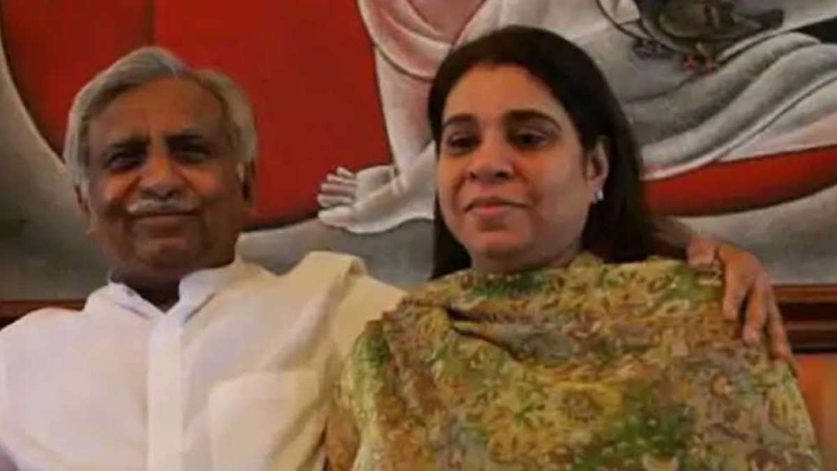 Jet Airways founder Naresh Goyal, wife stopped at airport from flying abroad
