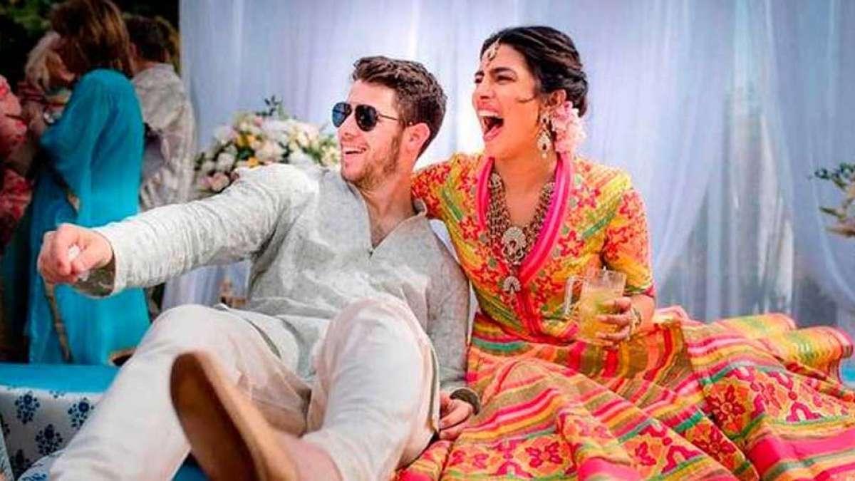 Celebrating one year of togetherness: Nick Jonas and Priyanka Chopra