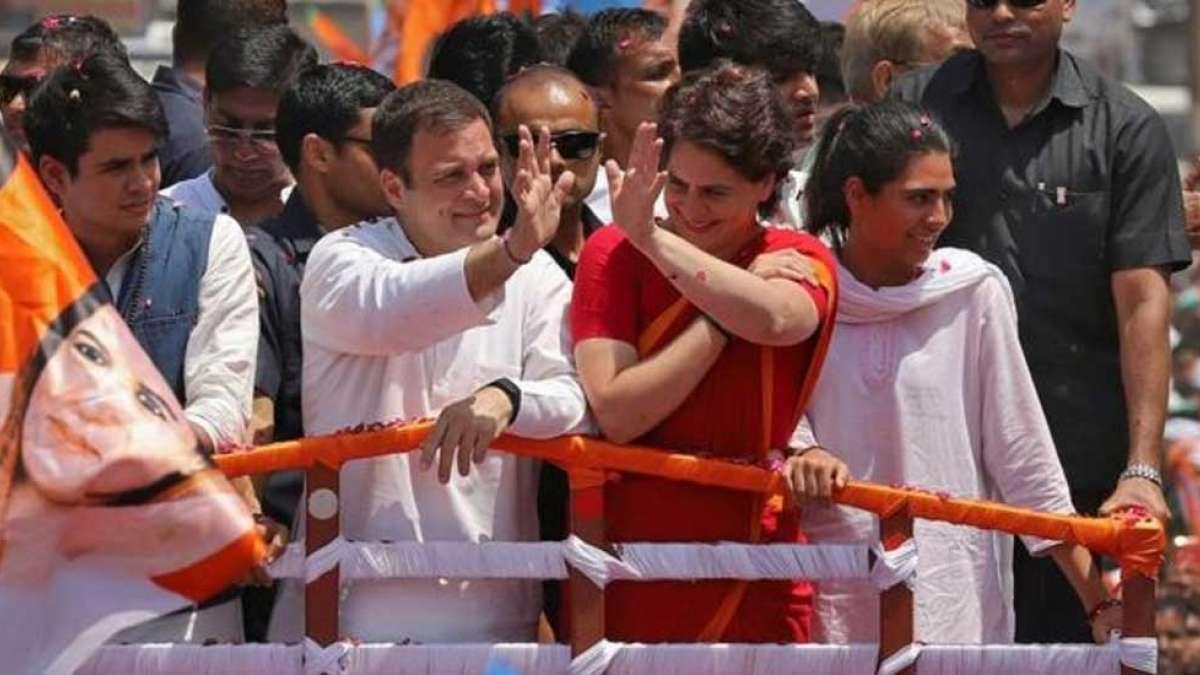 If Rahul Gandhi quits, he falls into a trap of BJP: Priyanka Gandhi Vadra